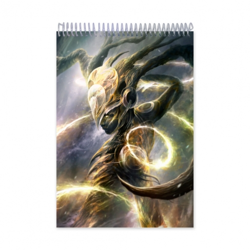 Goddess of light (Notebook)