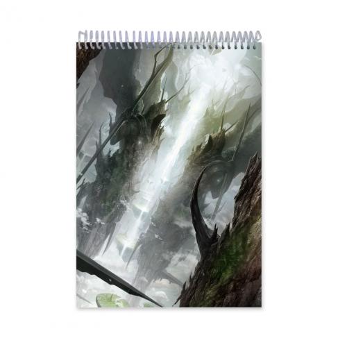 Angel's valley (Notebook)