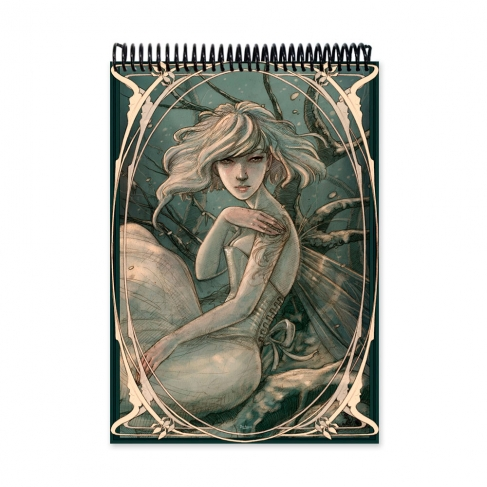 Pale Faerie colour (Notebook)