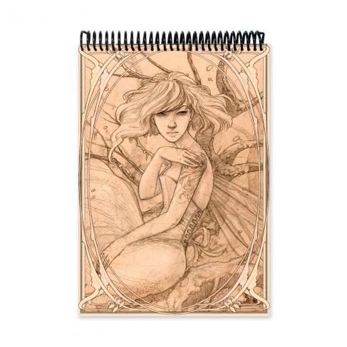 Pale Faerie - Dibujo
