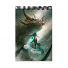 Dragon light (Notebook)