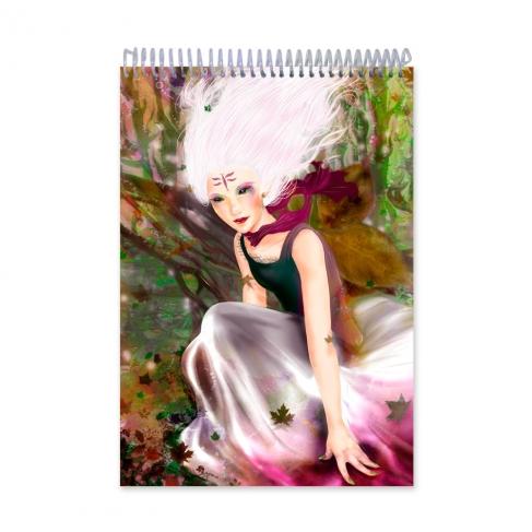 Hada blanca (Notebook)