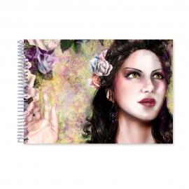 Spanish Lady (Notebook)