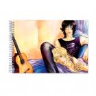 Susurro de besos horizontal (Notebook)