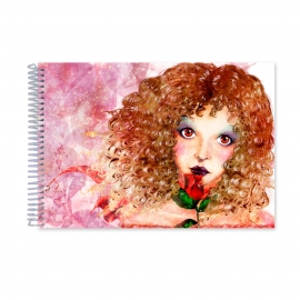 Rosa Roja (Notebook)