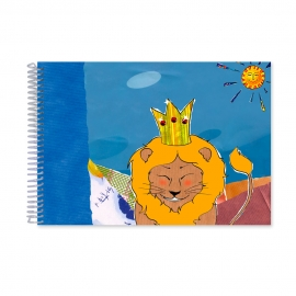 Lion king (Notebook)