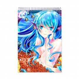 Deep water (Notebook)