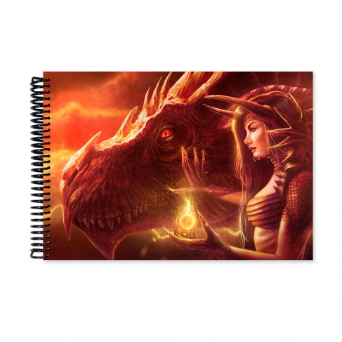 Fire Queen (Notebook)