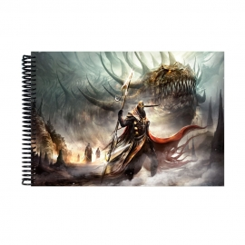 The lair of the dragon (Notebook)