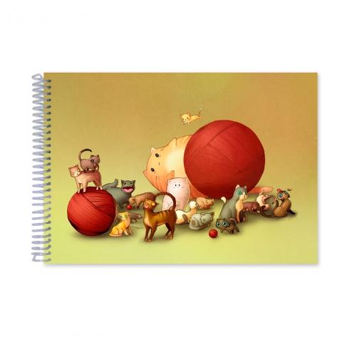 Kitten 2 (Notebook)