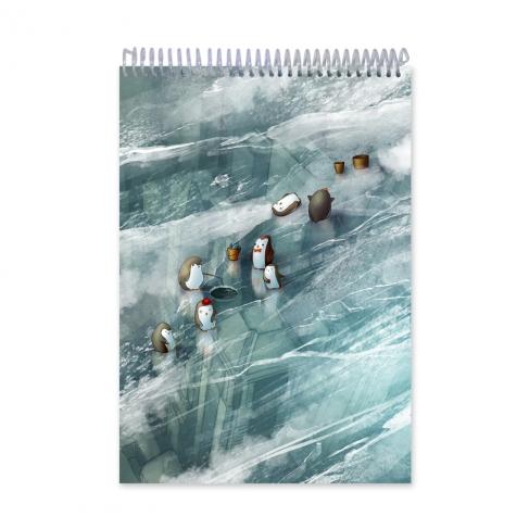 Penguins City (Notebook)