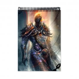 Gravedigger (Notebook)