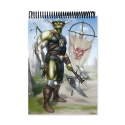 Barbarian ogre (Notebook)