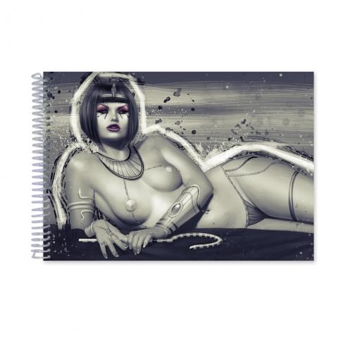 Sexy Cleo (Notebook)