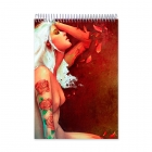 Desrose painting (Notebook)