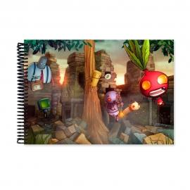 Atra-palaplan-ta-bip (Notebook)