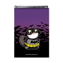 Cuddle me Batman (Notebook)