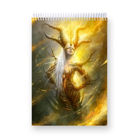 Guardians of the golden gate (Notebook)