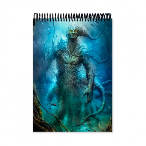 Into the depths (Notebook)