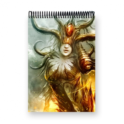 Daughter of the sun (Notebook)