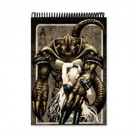 Monster in love (Notebook)