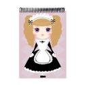 Girl BN (Notebook)
