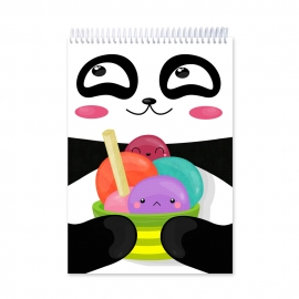 My icecream and me (Notebook)