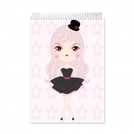 Miss lovely (Notebook)