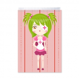 Nurse (Notebook)