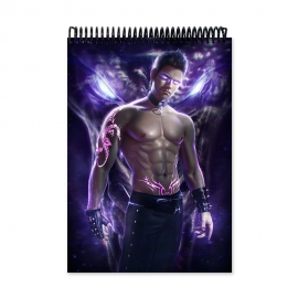 Arnav and the ice dragon (Notebook)