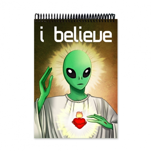 I believe (Notebook)