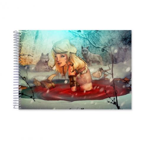 Viking thermal bath (Notebook)