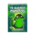Cuddle me Hulk (Notebook)