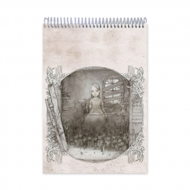Ghost girl - Drawing